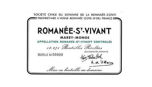 Domaine de la Romanee-Conti Romanee-Saint-Vivant