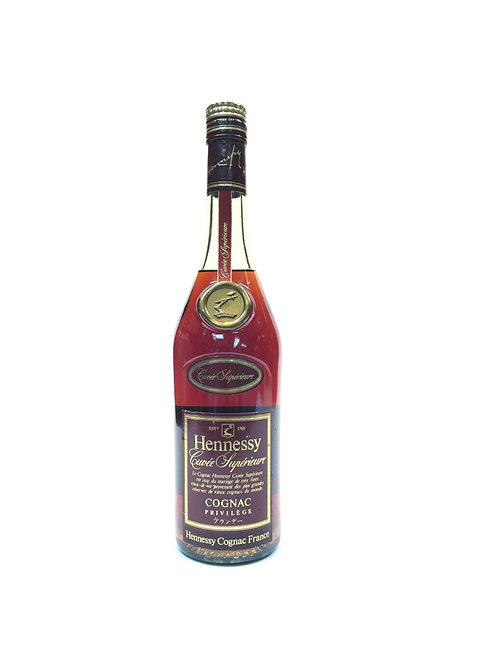 Hennessy Cuvee Superieure Privilege 1970s