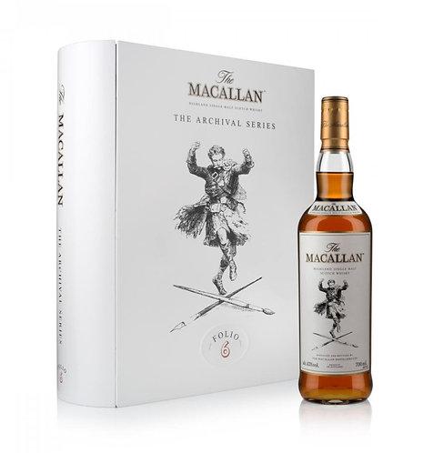 Macallan The Archival Series Folio 6