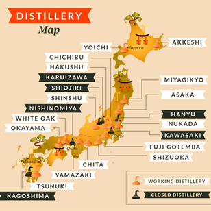 All About Japanese Whisky