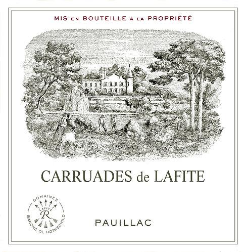 Carruades de Lafite