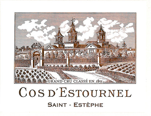 Chateau Cos D'Estournel