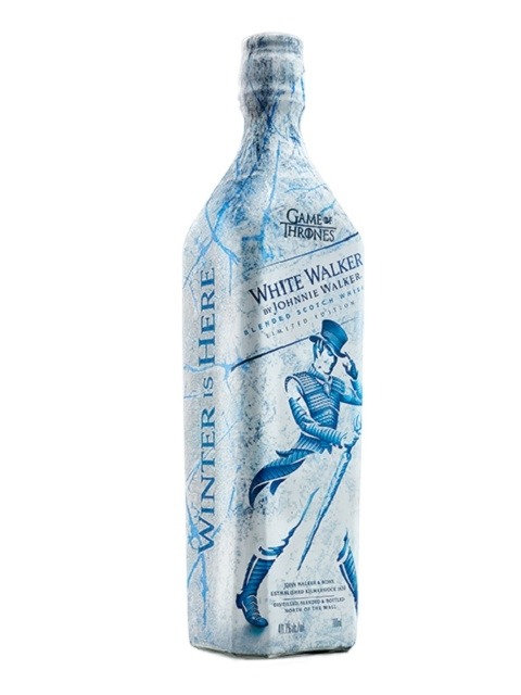 Johnnie Walker Game of Thrones White Walker