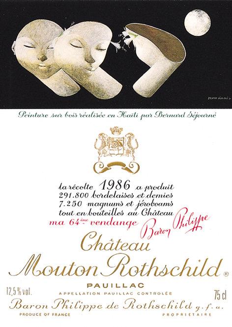 Chateau Mouton Rothschild