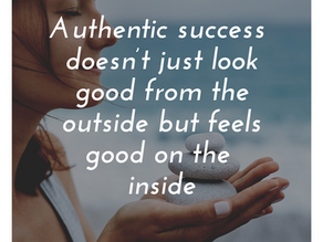 What does Authentic Success feel like?