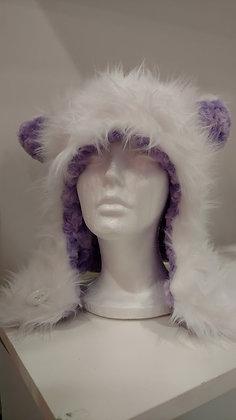 Lavender Meringue