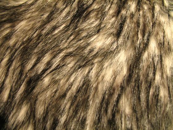 Dark Husky Fur