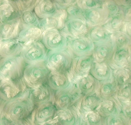 Mint Green Swirl {Inner-Fabric}