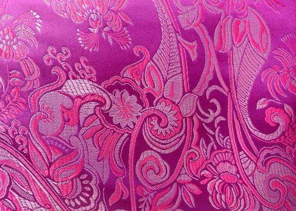 Magenta Brocade {Inner-Fabric}