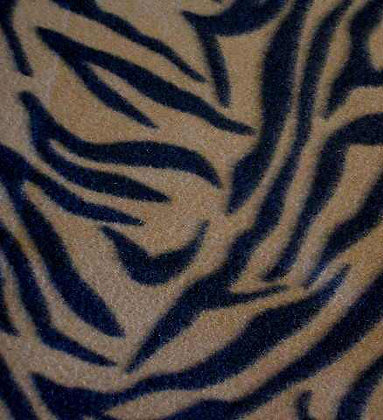 Tiger Fleece {Inner-Fabric}