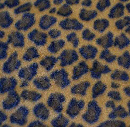 Leopard Fleece {Inner-Fabric}