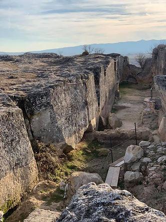 Yacimiento de La Cava Garcinarro