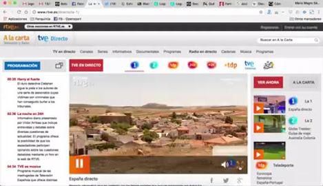 La Cava Garcinarro en España Directo