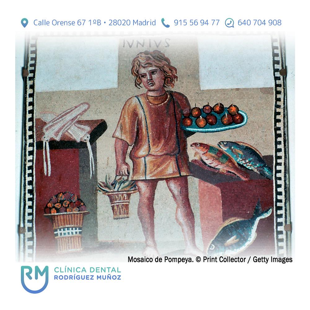 Mosaico Pompeya
