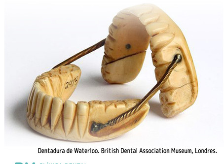 Los dientes de Waterloo