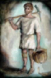 minero romano lapis specularis