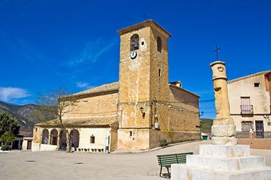 Jabalera El Valle de Altomira
