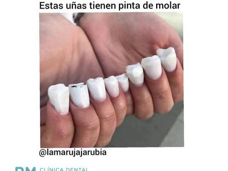 Las uñas acrílicas fueron inventadas por un dentista
