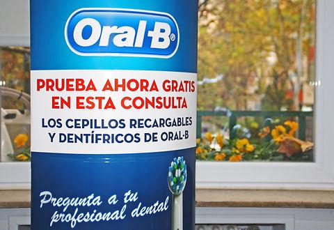 Promoción Oral B