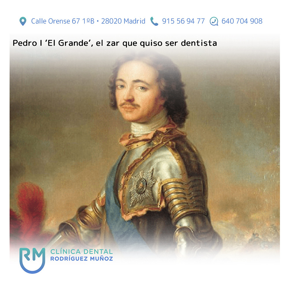 Zar Pedro I El Grande