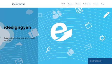 Redesigned Website
