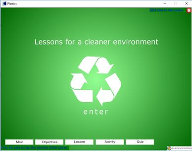 Lesson screen