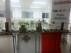 INTERCAMBIO UNWASTED 2014
