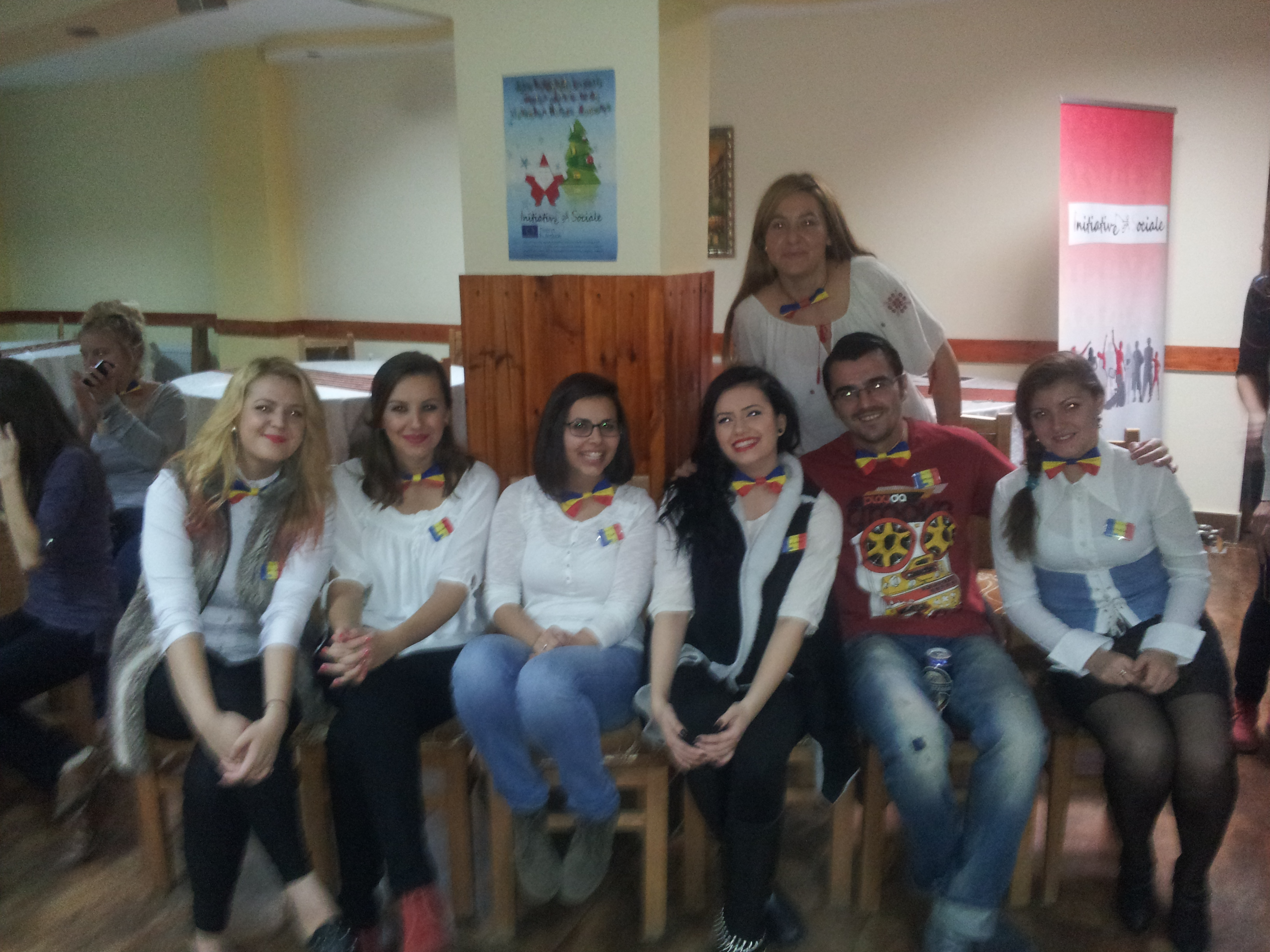 INTERCAMBIO Horezu - Rumania - 2013