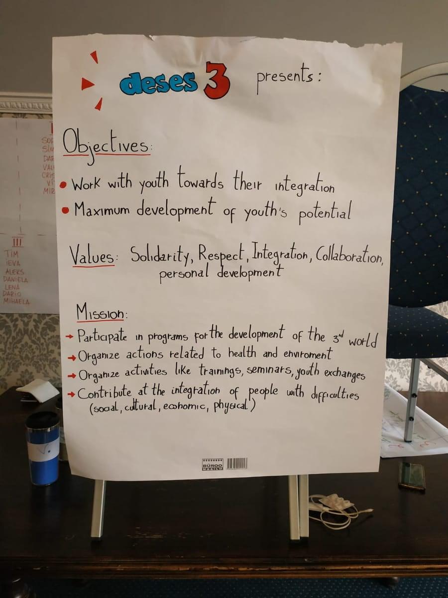 Path to the Ideal NGO (ESTONIA)
