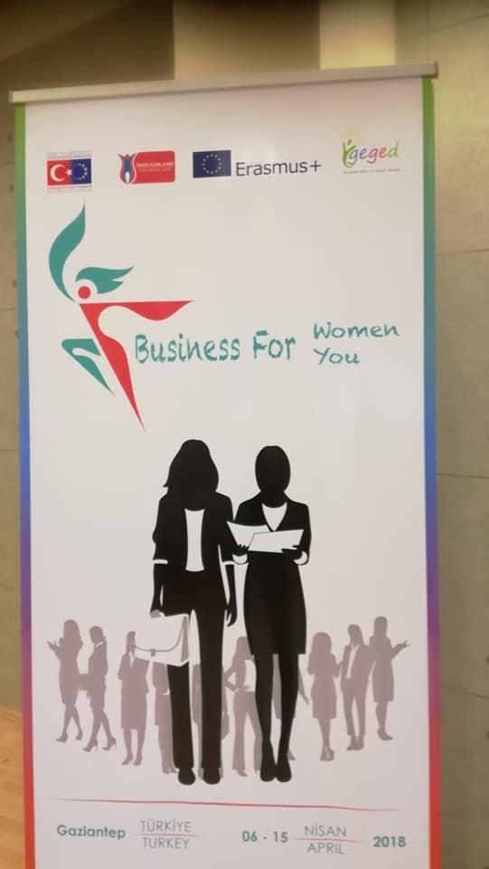 Business for Women (TURQUIA)