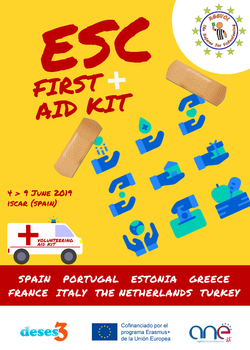 Training Course FIRST AID KIT 2019