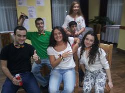 INTERCAMBIO Horezu - Rumania - 2013