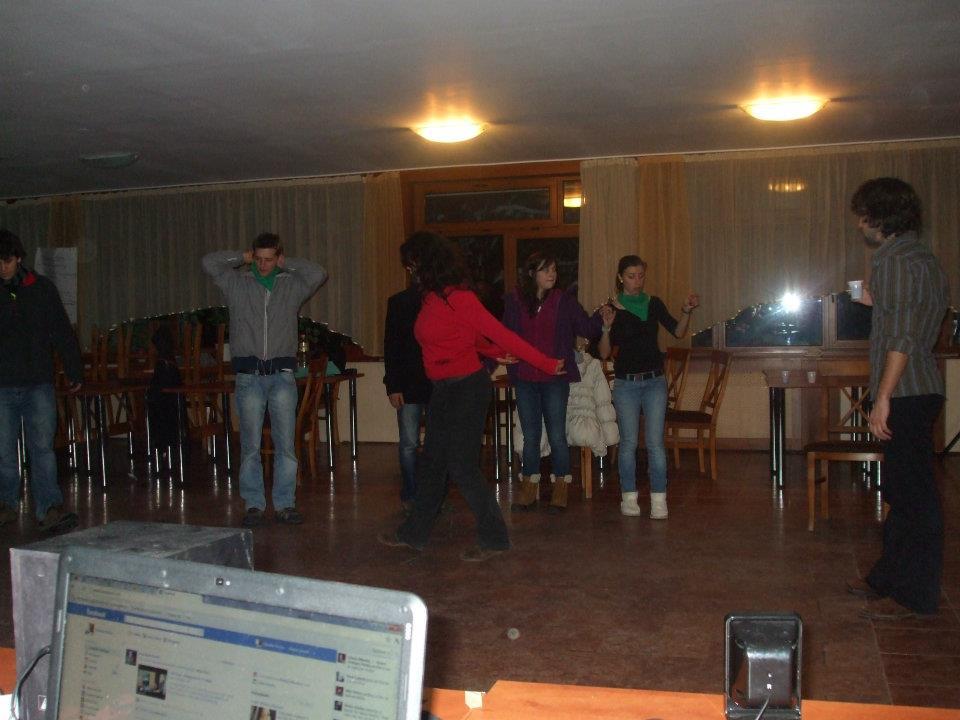 INTERCAMBIO Brasov - Rumania - 2012