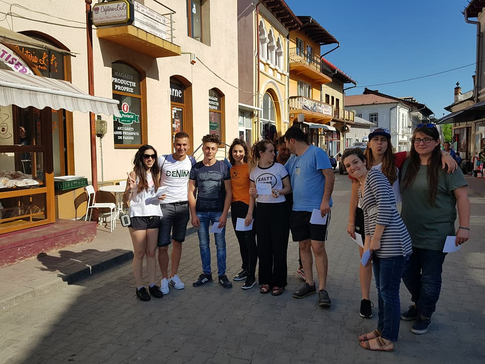 Getting to know each other (RUMANIA)