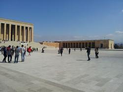 INTERCAMBIO Ankara  - Turquia - 2013