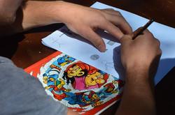 Com'in, Comics for Inclusion(GRECIA)