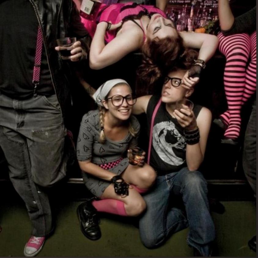 Lesbian Love Octagon ( A Concert Reading)