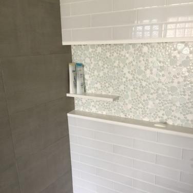 Bathroom Shower Niche