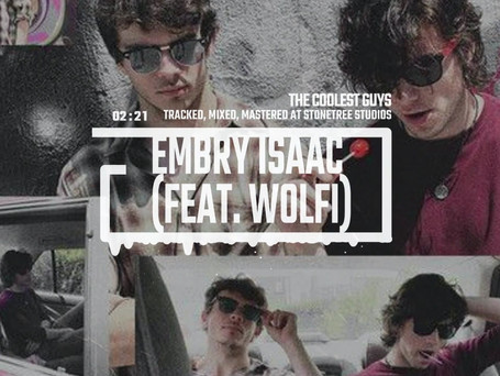 The Coolest Guys - Embry Isaac feat. wolfi