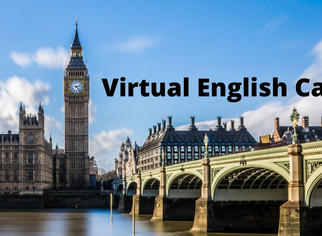 Destination English - Virtual English Cafe (International Business Networking)