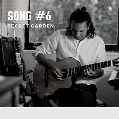 ORIGINAL SONG #6: Secret Garden (live sketch)