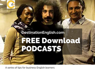 Download our Learning English Podcasts