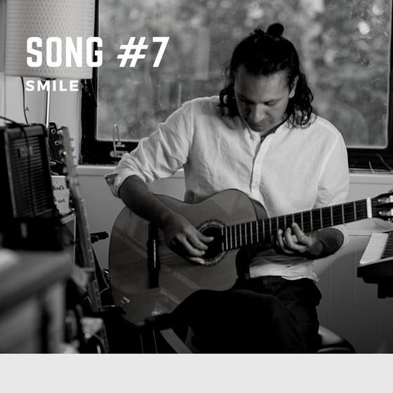 Copy of ORIGINAL SONG #7: Smile (live sketch)