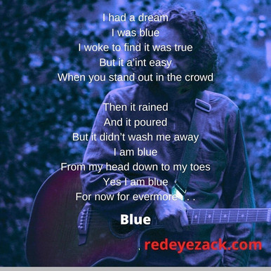 New Song: Blue