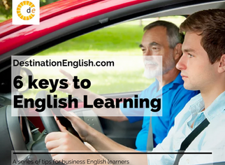 6 Keys to Successful English Learning