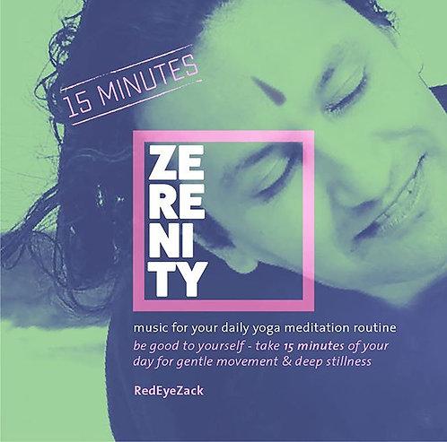 Zerenity EP (Remastered - Wav)