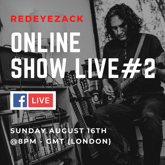 Just Announced - Livestream #2