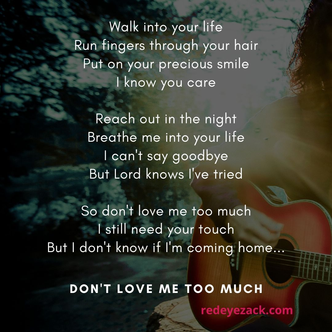 Rez_Dont Love Me Too Much_Lyric_Insta