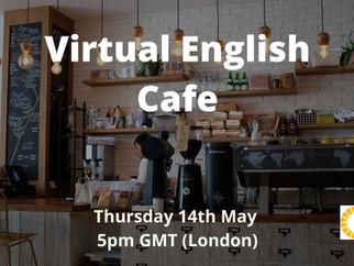 Join us at The Virtual English Café