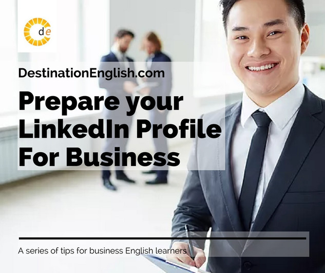 LinkedIn Profile for Business